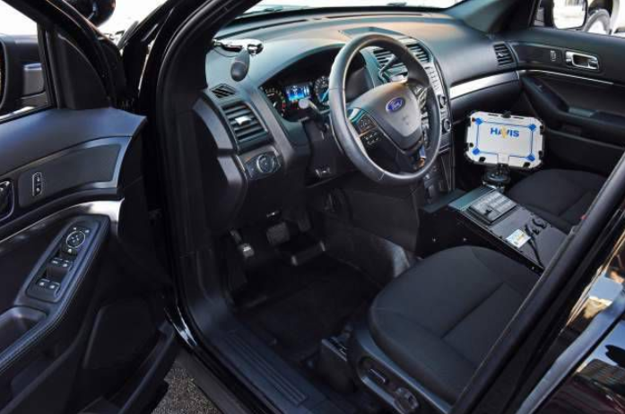 2020 Ford Crown Victoria Interior