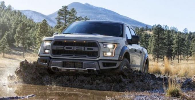 2021 Ford Raptor