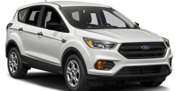 2019 Ford Escape Hybrid