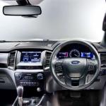 2019 Ford Escape Hybrid Interior