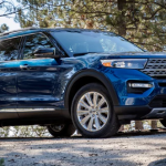 2020 Ford Explorer 4WD Exterior