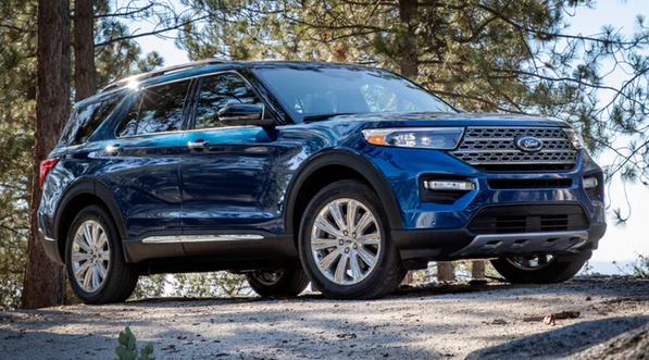 ford explorer wd system  sale review horsepower update