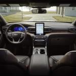 2020 Ford Explorer 4WD Interior