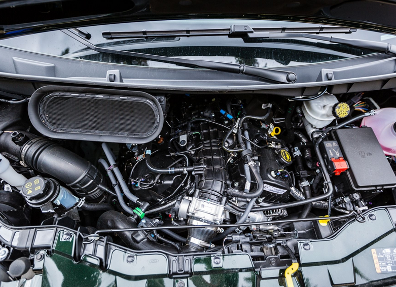 2020 Ford Transit Connect Engine