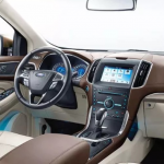 2021 Ford Edge Interior