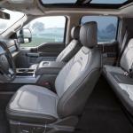 2021 Ford F350 Interior