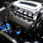 2021 Ford Raptor Engine